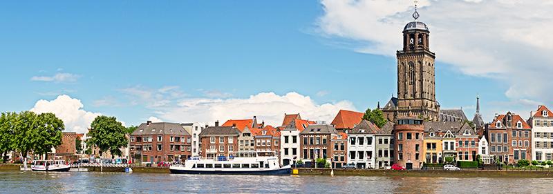 Varen door de Gelderse IJssel