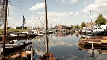 mooiste vaarroutes door Nederland