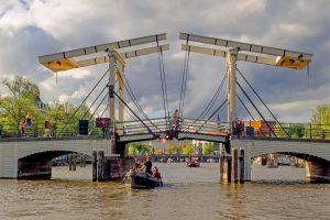 jachthavens in Nederland